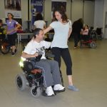 Ciudad Real: Danza inclusiva en silla de ruedas organizada por el Patronato Municipal de Personas con Discapacidad