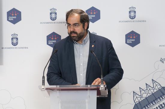 David Serrano Junta de Gobierno - 2