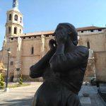 El Ayuntamiento de Valdepeñas lamenta la pérdida de Julio López, autor de la escultura 'Maternidad'