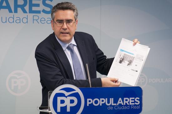 Miguel Ángel Rodríguez, asesores diputación 1