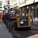 Comienza el arreglo del firme en varias calles del centro de Ciudad Real