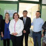 El Gobierno de Castilla-La Mancha ejemplifica en Santa Cruz de Mudela su apuesta por las políticas sociales y educativas en el mundo rural