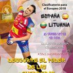 A la venta las entradas para el partido de balonmano entre las Selecciones de España y Lituania