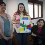 Sheila García gana el Concurso de Dibujo de Ciudad Accesible