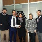 Bankia apoya con 8.300 euros el proyecto 'Rehabilitación fisioterapéutica' de la ONG AEDEM de Ciudad Real