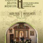 Almodóvar del Campo: La Música Antigua volverá a sonar en la Ermita de Santa Brígida