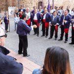 Almodóvar del Campo y la pedanía de San Benito agasajaron a las cruces de mayo