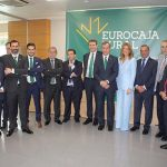 Eurocaja Rural inaugura con éxito su primera oficina en Valencia