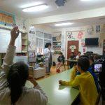 Deporte y ciencia se unen en un viernes muy especial para los alumnos del Colegio Dulcinea del Toboso