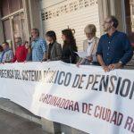 Ciudad Real: La Coordinadora vuelve a la calle para reclamar pensiones dignas