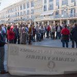 """Ciudad Real: Los pensionistas advierten a los jóvenes de que a ellos el peligro """"les viene de frente"""""""