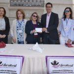 La Diputación colabora con la Asociación de Afectados de Fibromialgia de Ciudad Real
