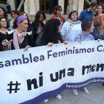 Colectivos feministas denuncian el incumplimiento presupuestario del Pacto de Estado contra la Violencia de Género