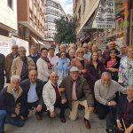 Ciudad Real: Reunión de antiguos Alumnos del Colegio Hermano Garate después de más de 50 años