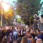 La devoción de Puertollano y del barrio Libertad en la fiesta de Santa Gema