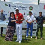 Ciudad Real: Gerard Piris Mateu se alza con la victoria en la primera parada del Seve Ballesteros PGA Tour 2018