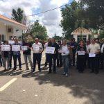 Los sindicatos de prisiones exigen el cese del ministro de Interior por las cargas policiales contra empleados penitenciarios