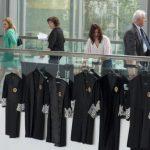 118 de los 189 jueces y magistrados de Castilla-la Mancha secundan la jornada de paro convocada por las asociaciones judiciales