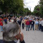 Jubilados y pensionistas de Puertollano denuncian la falta de respuesta de PP, Ciudadanos y PSOE a sus reivindicaciones