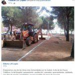 Ciudad Real: Comienzan las obras en la avenida de los Reyes Católicos