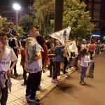 Puertollano: Merengada en el Paseo de San Gregorio