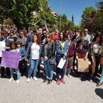 Puertollano: Botando contra los bestias de «la manada» y la injusticia machista