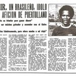 """""""Sólo tengo un defecto: que marco muchos goles"""" (Odair Caetano)"""