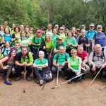 Puertollano:Recta final de la temporada senderista del Pozo Norte por la sierra de Córdoba