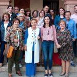 Carmen Quintanilla expone la ponencia de 'Menores sin Alcohol' en Villanueva de los Infantes