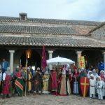 Alfonso VIII visita Alarcos