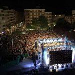 Ciudad Real: Rosana convoca a más de 4.000 personas con un espectáculo eléctrico y variado