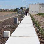 Completado el acondicionamiento del acceso a Torralba desde Pozuelo