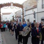 Villamayor celebra mañana la llegada de San Isidro al pueblo y el Canto de los Mayos a la Cruz