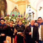 La Romería de la Virgen de la Sierra de Villarrubia de los Ojos celebró su 50 Aniversario de forma muy especial pese a la lluvia