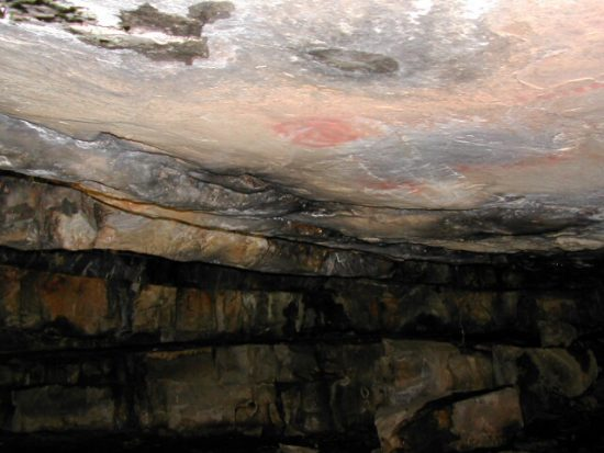Cueva de la Venta de la Inés, 2003 (Foto_ ISS)