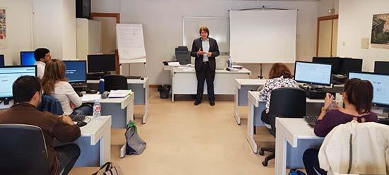 Agustin Espinosa clausura curso evaluacion competencias