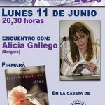 """Alicia Gallego firmará ejemplares de """"Pensamientos del alma"""" el próximo lunes en la Feria del Libro de Puertollano"""