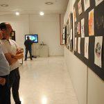 La Confianza acoge la exposición 'BalbuenArte', los trabajos de alumnos de Bachillerato de Artes del IES Bernardo Balbuena