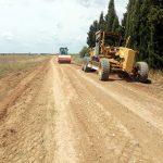 El Ayuntamiento de Carrión de Calatrava acomete el arreglo de varios caminos