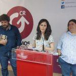 Ciudad Real: Ganemos confía en que el Plan de Trabajo Garantizado sea un «dique de contención» contra la exclusión social