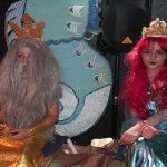 La Sirenita, del infantil bilingüe del Teatro de la Sensación, se estrena en el Quijano a beneficio de Afanion