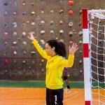 Aldea del Rey: Marina Morales Serrano aspira este miércoles a defender el camino de las Espartanas hacia lo más alto del Nacional infantil de balonmano