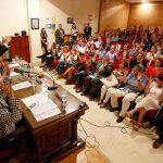 FESORMANCHA reconoce al Ayuntamiento de Ciudad Real por la divulgación de la lengua de signos