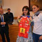 """Zamora a las Guerreras: """"sois un equipo de mujeres fuertes, que nos hacéis fuertes a otras"""""""