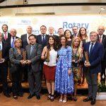 El Club Rotario de Ciudad Real entrega los premios Don Quijote a la Excelencia Empresarial