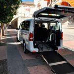 El Patronato de Personas con Discapacidad destina 12.000 euros para adaptación de taxis