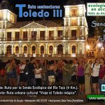 Puertollano: Ecologistas en Acción organiza la terceraruta seminocturna en Toledo
