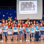 Aldea del Rey: El Colegio 'Maestro Navas' da vacaciones a sus alumnos tras el festival fin de curso y el emotivo acto de graduación