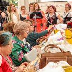 El carácter solidario de la pregonera impregna ya la edición 2018 de la Feria de Muestras y Cultura Rabanera