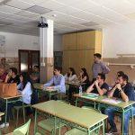 Puertollano: ARQUICMA inicia la novena edición del Curso de Técnicas Básicas de Inspección en el Colegio Salesiano